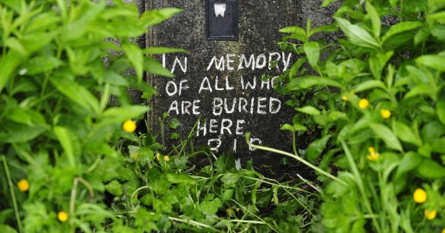 Tausende Kinder starben in irischen Mutter-Kind-Heimen