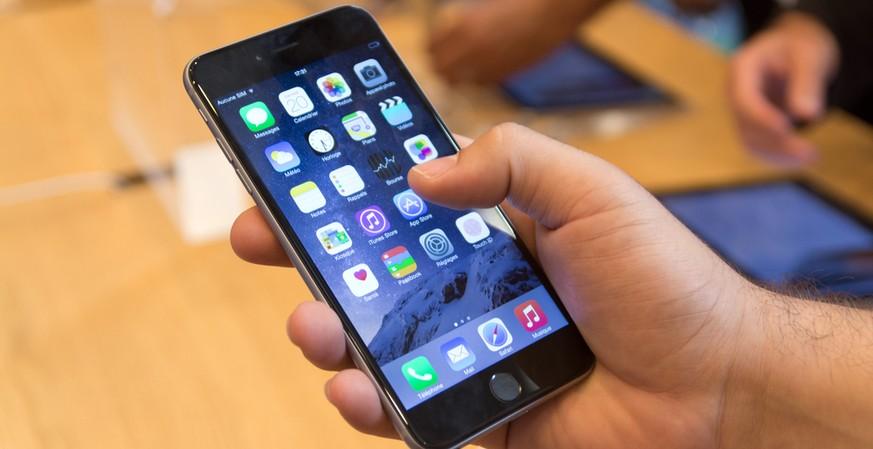 Wann kommt das iphone 6s auf den markt schweiz