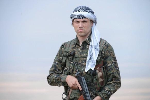 US-Fighter Jordan Matson