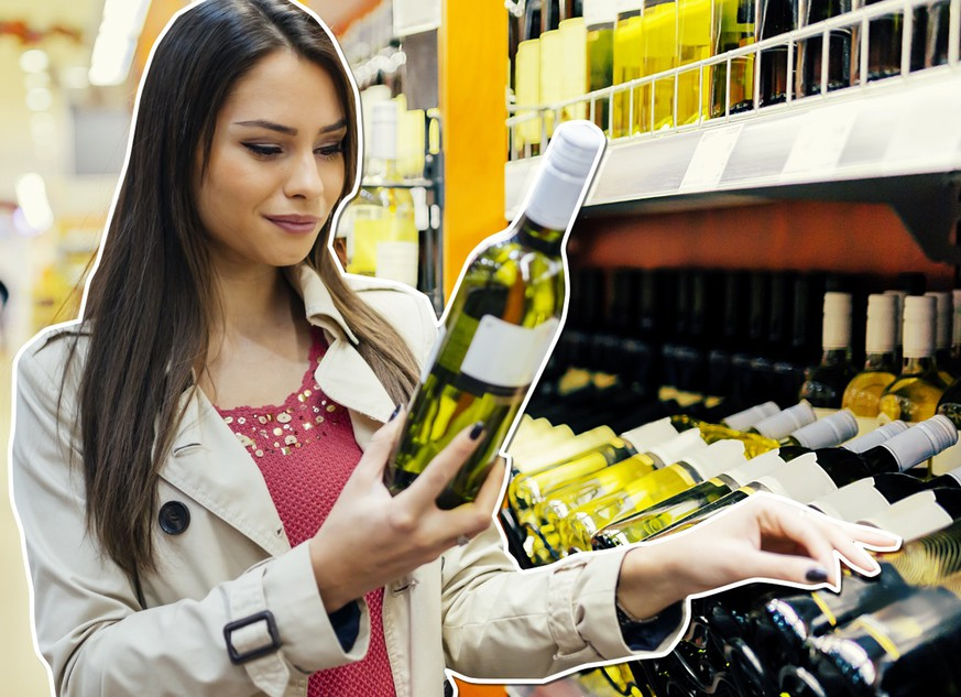 Wein kaufen, aber null Ahnung? So wählt du eine gute Flasche aus