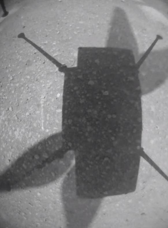 Ingenuity Schatten