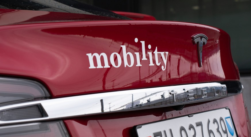 IMAGE DISTRIBUTED FOR MOBILITY FOR EDITORIAL USE ONLY - Mobility schreibt auch im 2020 positive Jahresergebnisse - trotz Corona. // Weiterer Text ueber ots und http://presseportal.ch/de/pm/100010161/100867975 (obs/Mobility via KEYSTONE)
