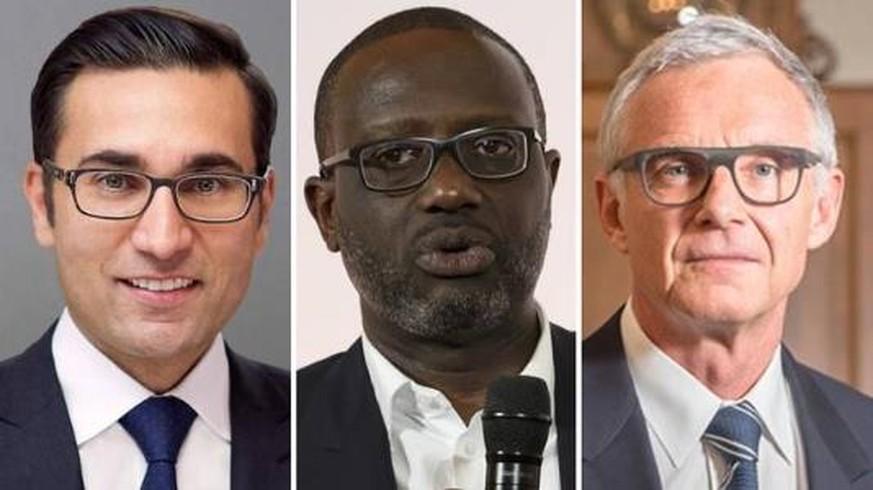 Reaktion auf Khan-Beschattung:Topmanager müssen Credit Suisse verlassen