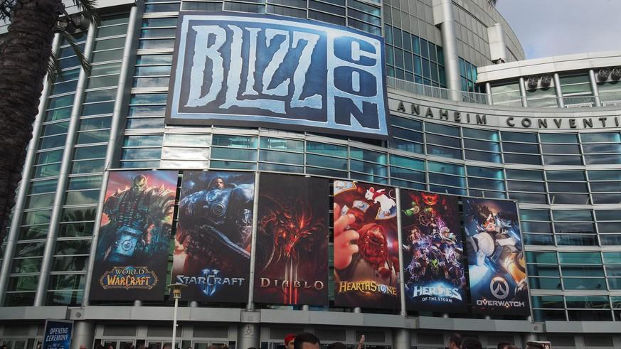 Die Blizzcon ist seit 2005 die Hausmesse von Blizzard.