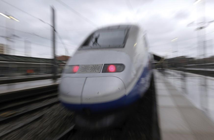 Alstom will Zuggeschäft vom Bombardier kaufen