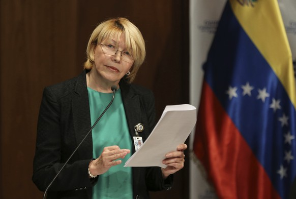 Staatsanwältin Ortega flieht vor Maduro nach Kolumbien