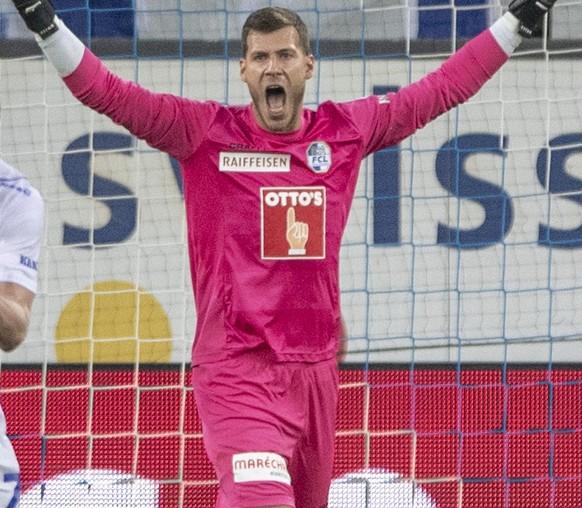 YB nach 0:0 Wintermeister, weil Basel an Luzern-Goalie Müller verzweifelt