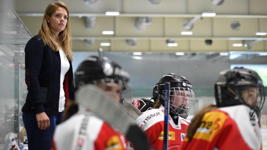 Paukenschlag beim SC Bern – Florence Schelling wird Sportchefin