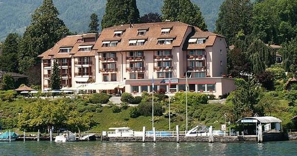 Erstmals Geht In Einem Schweizer Hotel Die Post Ab