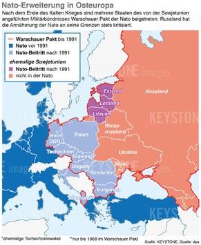 Kalter Krieg Karte.Wie Im Kalten Krieg Nato Und Russische Armee Führen Rotes Telefon