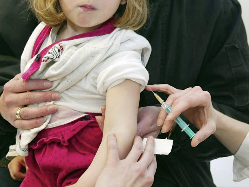 Deutscher Minister will Masern-Impfpflicht