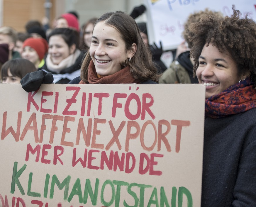 Klimastreik-Liveticker: So protestieren die Jugendlichen weltweit