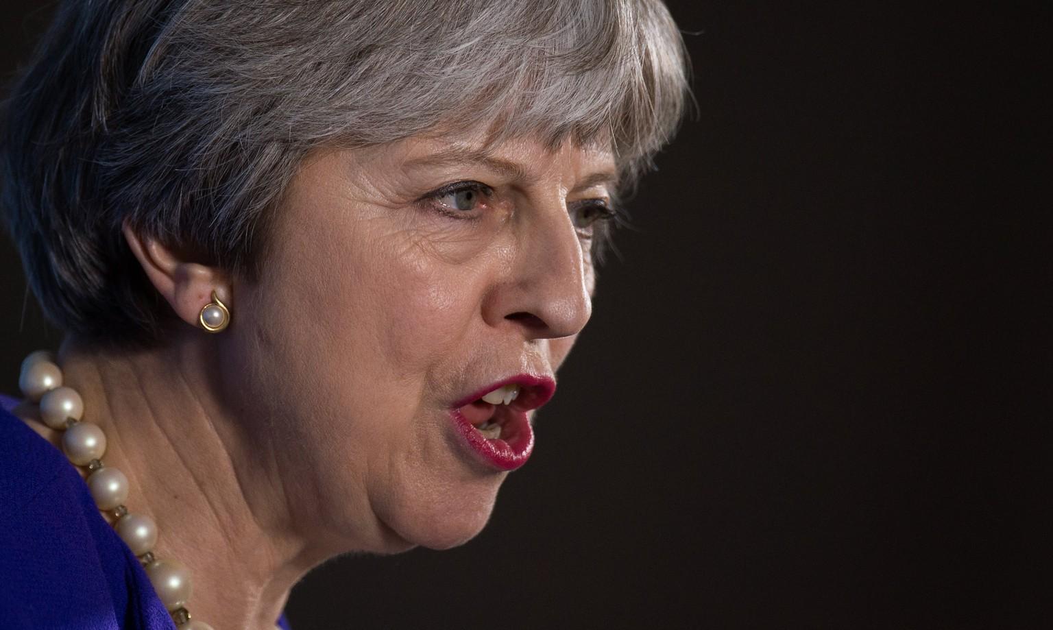 May lehnt Entwurf der EU-Kommission ab