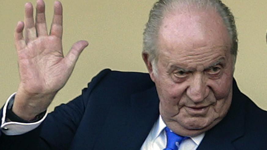 Ganz Spanien fragt sich: «Wo ist Juan Carlos?»