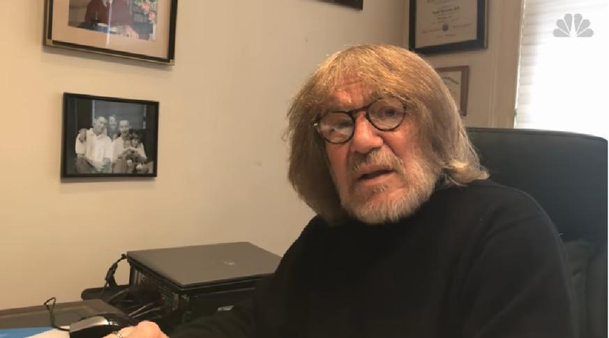 Arzt beschuldigt Bodyguard Trumps Praxis durchsucht zu haben