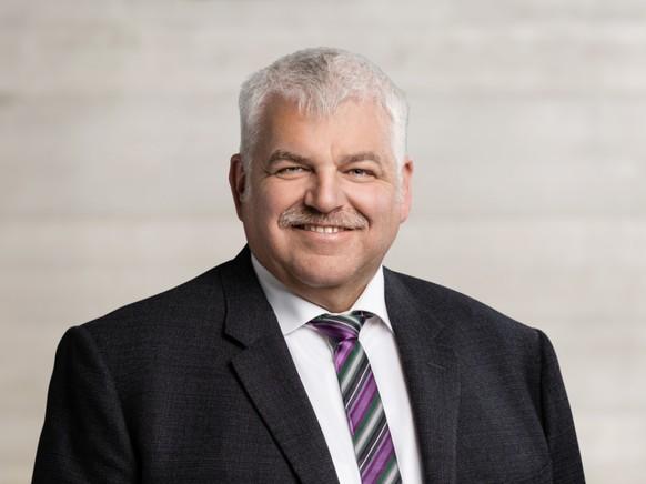 Othmar Reichmuth ist neuer Schwyzer Ständerat. Er gehört der CVP an.