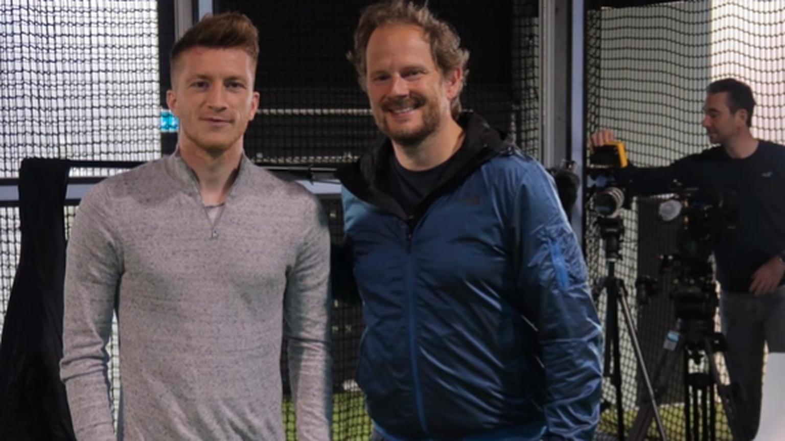 BVB Doku «Inside Borussia Dortmund»: Warum Roman Bürki