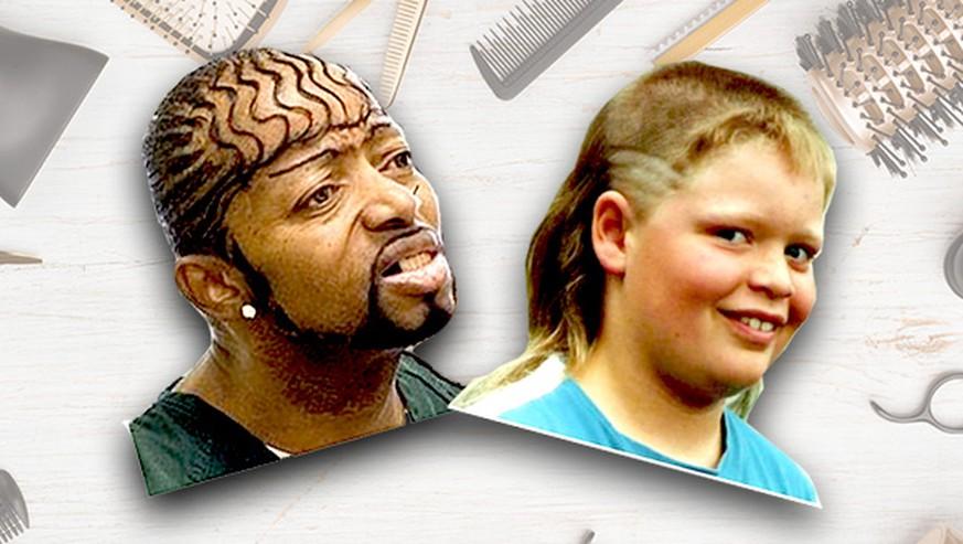 22 Beweise, dass deine Frisur nicht die schlimmste ist