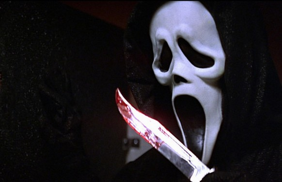 In Wes Cravens «Scream» (1996).