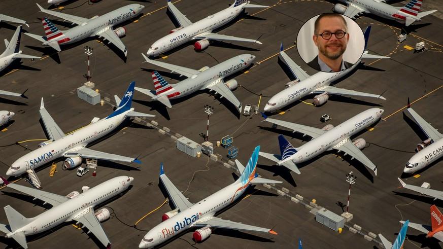 Erneutes Problem mit der Boeing 737 Max-8: «Der Schaden ist immens»