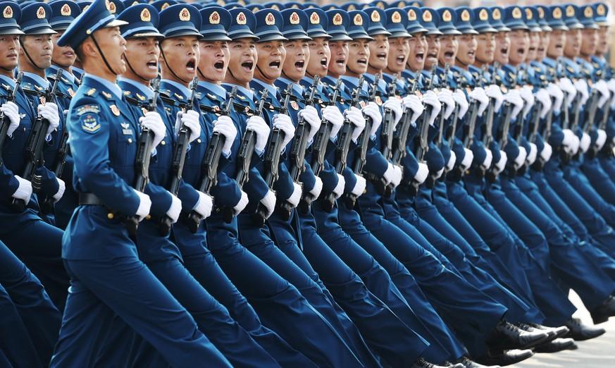 «In den nächsten zehn Jahren kommt es zu einem Krieg zwischen den USA und China»
