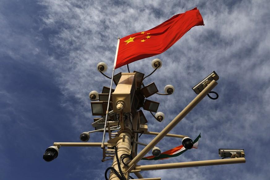 Überwachung: China späht offenbar Touristen über Smartphone-App aus