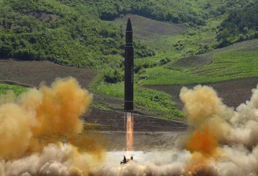 UN-Sicherheitsrat verurteilt einstimmig Nordkoreas jüngsten Raketentest