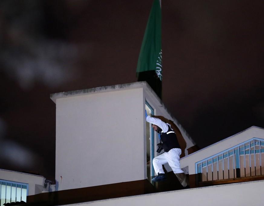 Saudi-Arabien könnte gewaltsamen Tod von Khashoggi einräumen