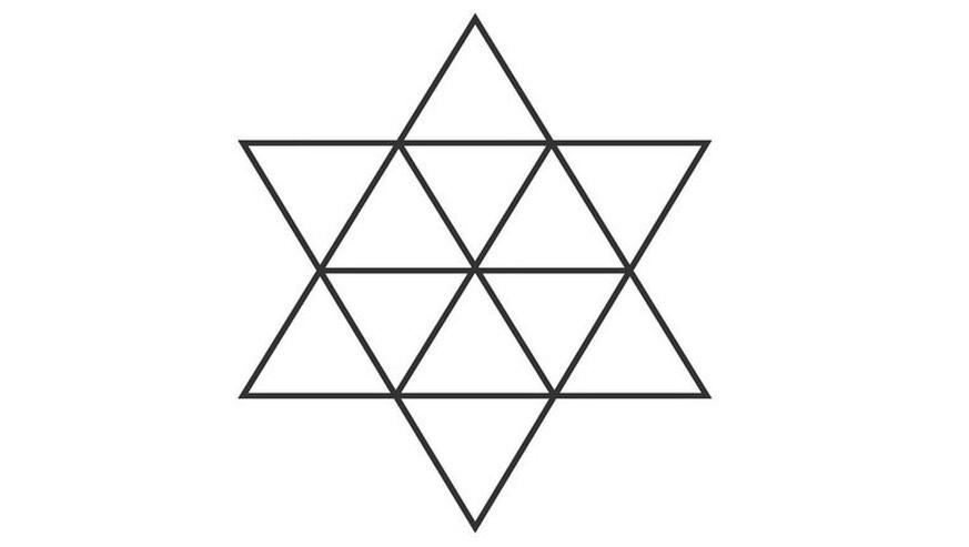 Dreieck Rätsel