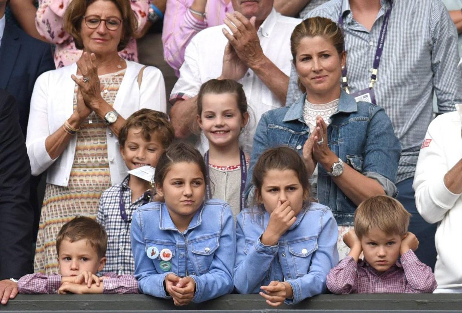 Djokovic Kinder