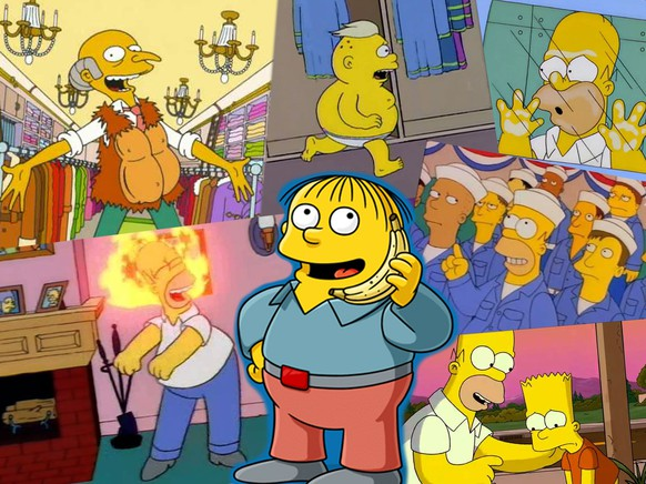 «Los, Banane»! Welche Szene ist die beste Simpsons-Szene EVER?