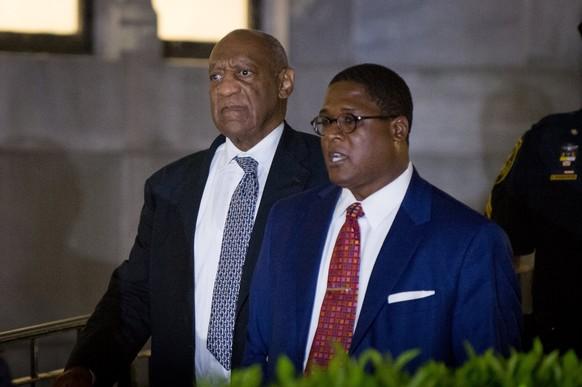 Jury kann sich nicht einigen: Prozess gegen Bill Cosby geplatzt