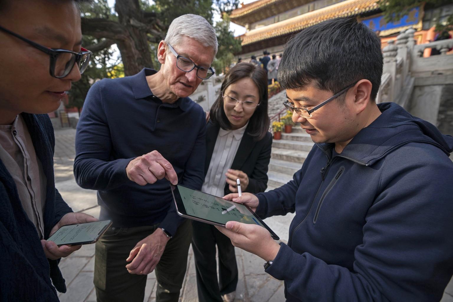 Trotz iPhone-Krise: Apple-Chef verdient deutlich mehr