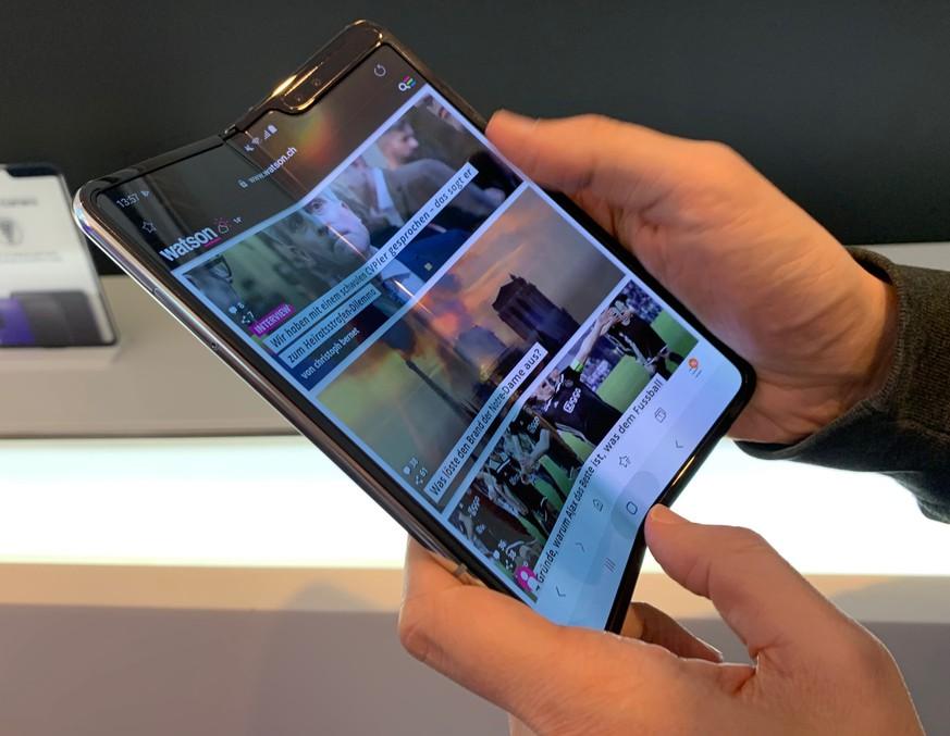 Galaxy Fold: Samsungs PR-Desaster – die kaputten Falt-Handys