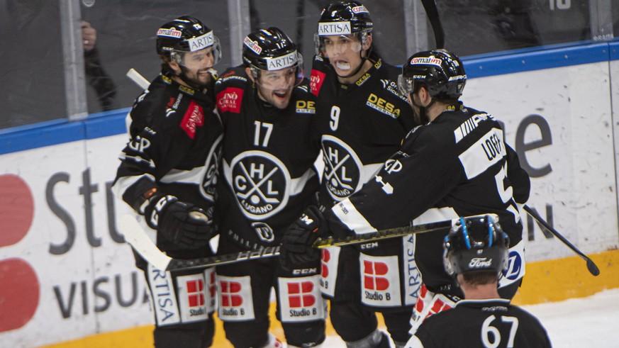 Formstarkes Lugano jagt in Biel den fünften Sieg in Serie