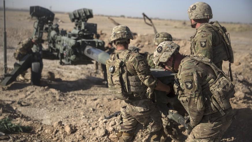 Afghanistan Papers: Bericht enthüllt erschreckende Wahrheit über den Krieg
