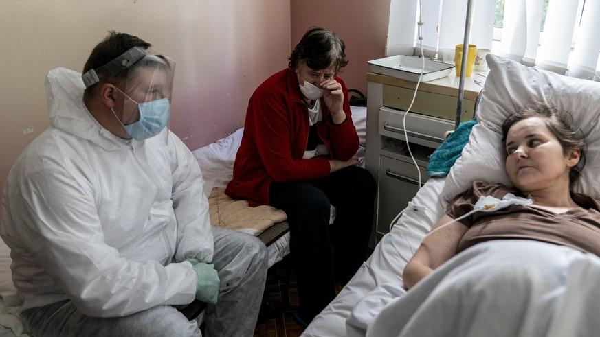 Post-Covid-Syndrom: Ärzte beobachten Beschwerden nach Corona-Erkrankung