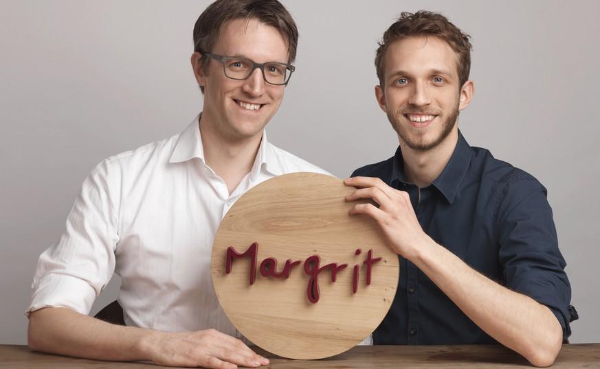 Privat Kochen Für Fremde margrit zwei männer erfinden das mittagessen neu watson