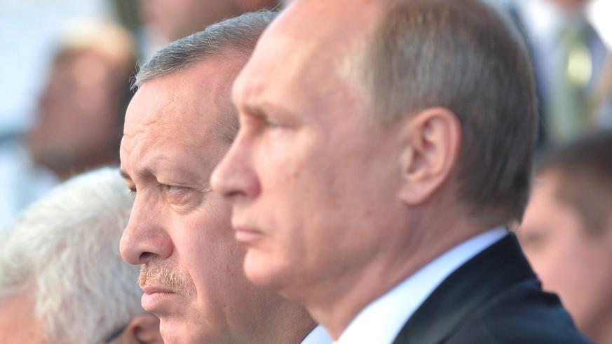 türkei vs russland