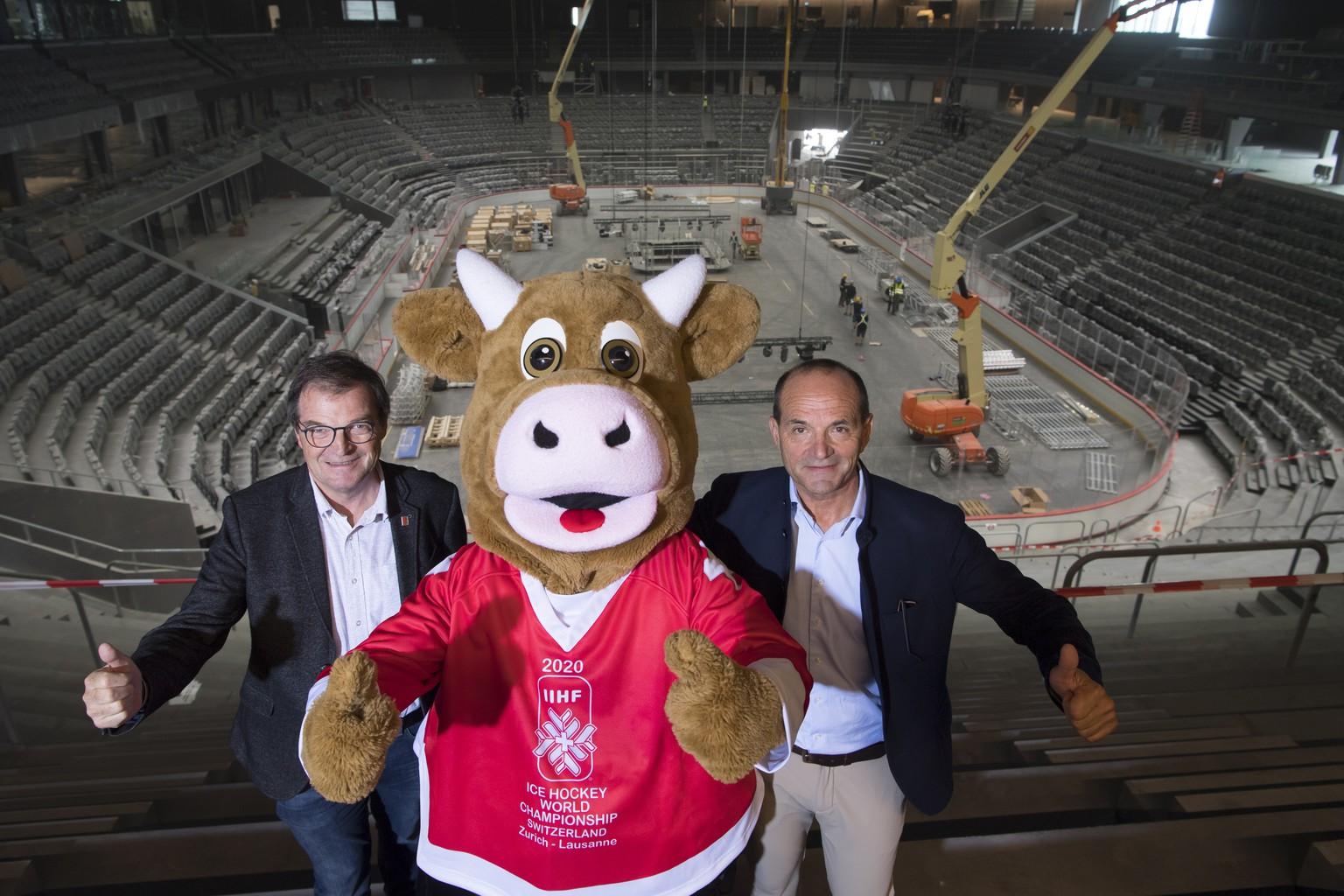 Eishockey-WM 2020 in Zürich: So kriegst du Tickets und so ...