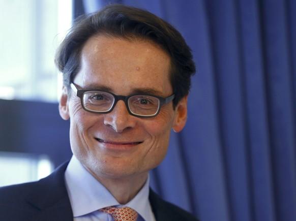 Hat das beste Resultat überhaupt erzielt: Roger Köppel, Neu-Nationalrat für Zürich.