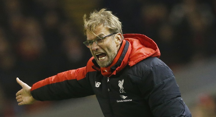 Football Soccer - Liverpool v West Bromwich Albion - Barclays Premier League - Anfield - 13/12/15