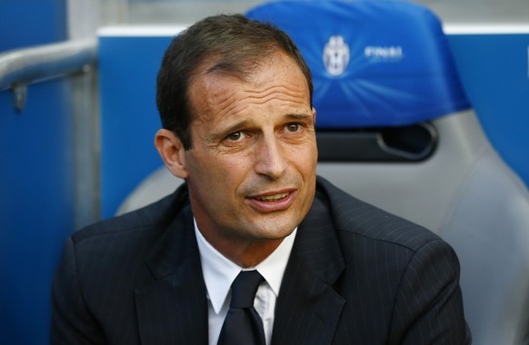 Football - FC Barcelona v Juventus - UEFA Champions League Final - Olympiastadion, Berlin, Germany - 6/6/15 Juventus coach Massimiliano Allegri before the match Reuters / Dylan Martinez