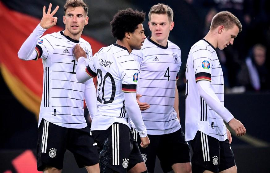 EM-Qualifikation: Deutschland, Holland, Kroatien und Österreich sind durch