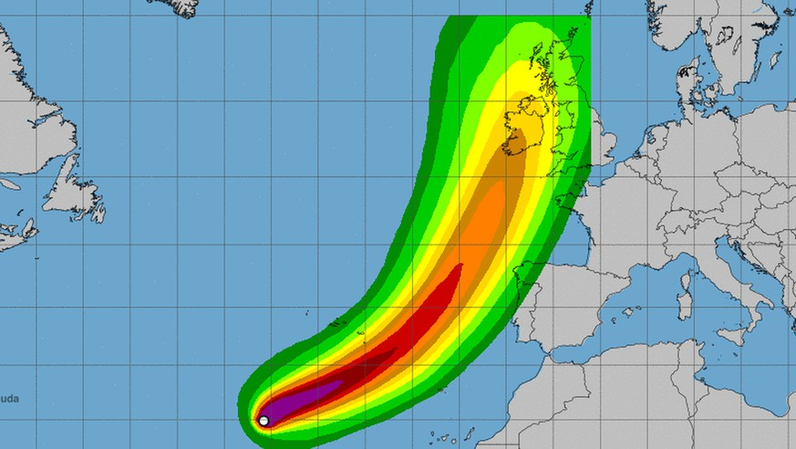 Hurrikan Europa