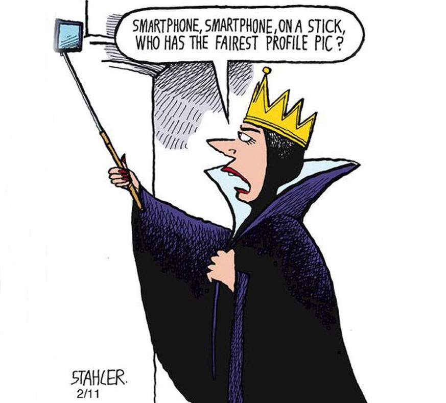 21 Comics, die zeigen, wie das Smartphone unser Leben verändert hat