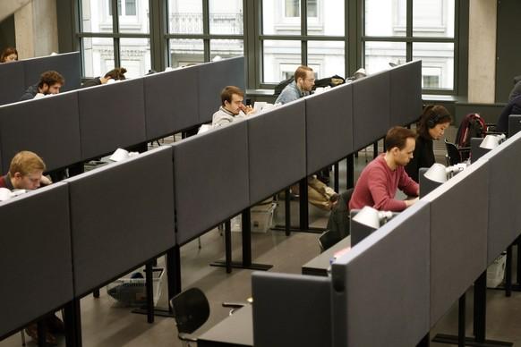 Uni Zürich: 8 (fast) geheime Lernplätze für die Prüfungsphase