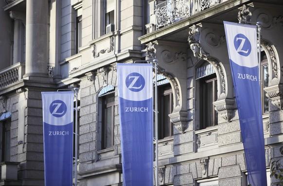 Kauft Zurich Versicherung Britischen Konkurrenten Rsa Watson