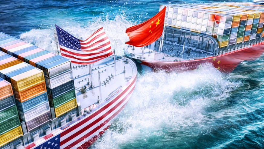 China USA Handelskrieg trade war handelsstreit