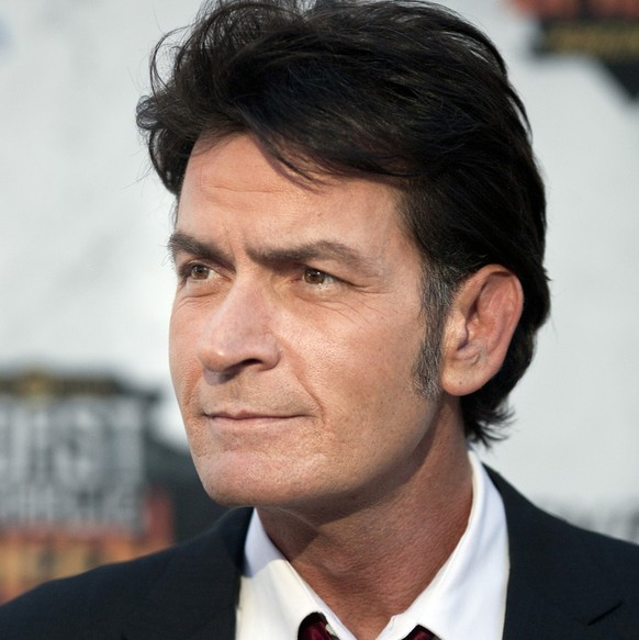 FILE - This Sept. 10, 2011 file photo shows Charlie Sheen at the